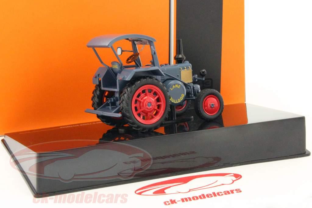 Lanz Bulldog D 7506A All Purpose ano de construção 1952 azul 1:43 Ixo