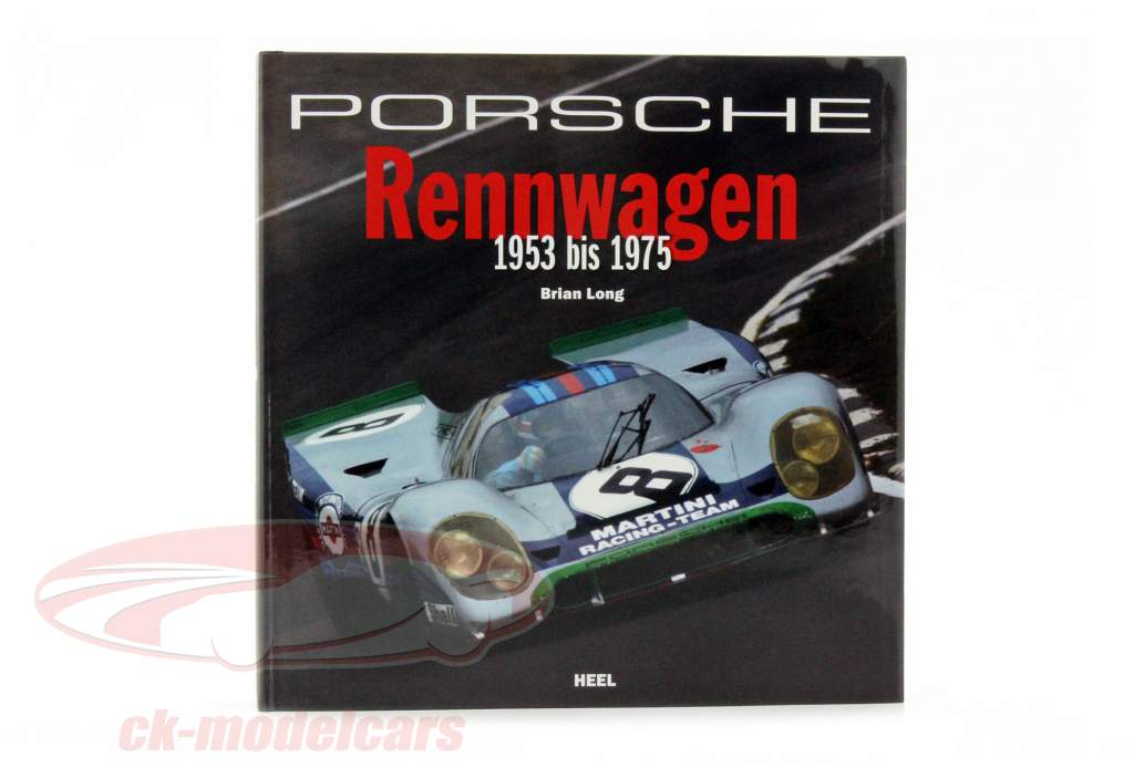 Libro: Porsche Macchina da corsa - 1953 a 1975 da Brian Lungo