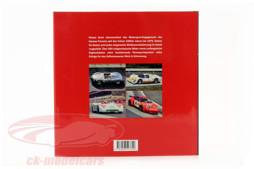 Buch: Porsche Rennwagen - 1953 bis 1975 von Brian Long