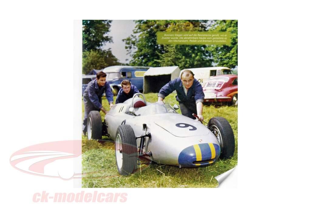 Bog: Porsche Racing bil - 1953 til 1975 fra Brian Lang