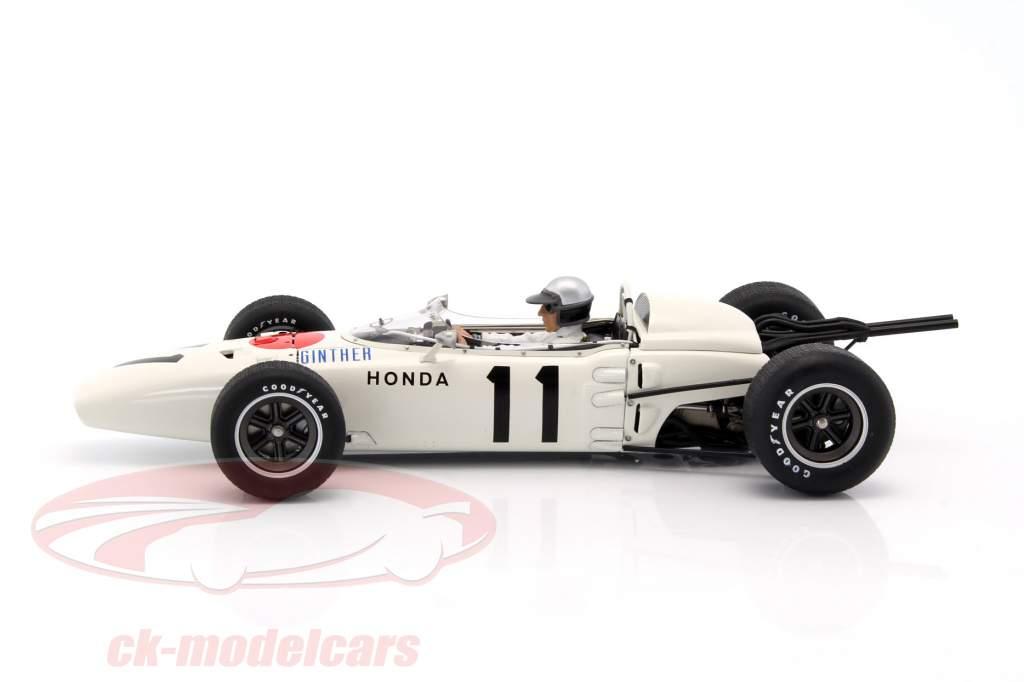 Richie Ginther Honda RA272 #11 Winner Mexico GP Formel 1 1965 1:18 AUTOart