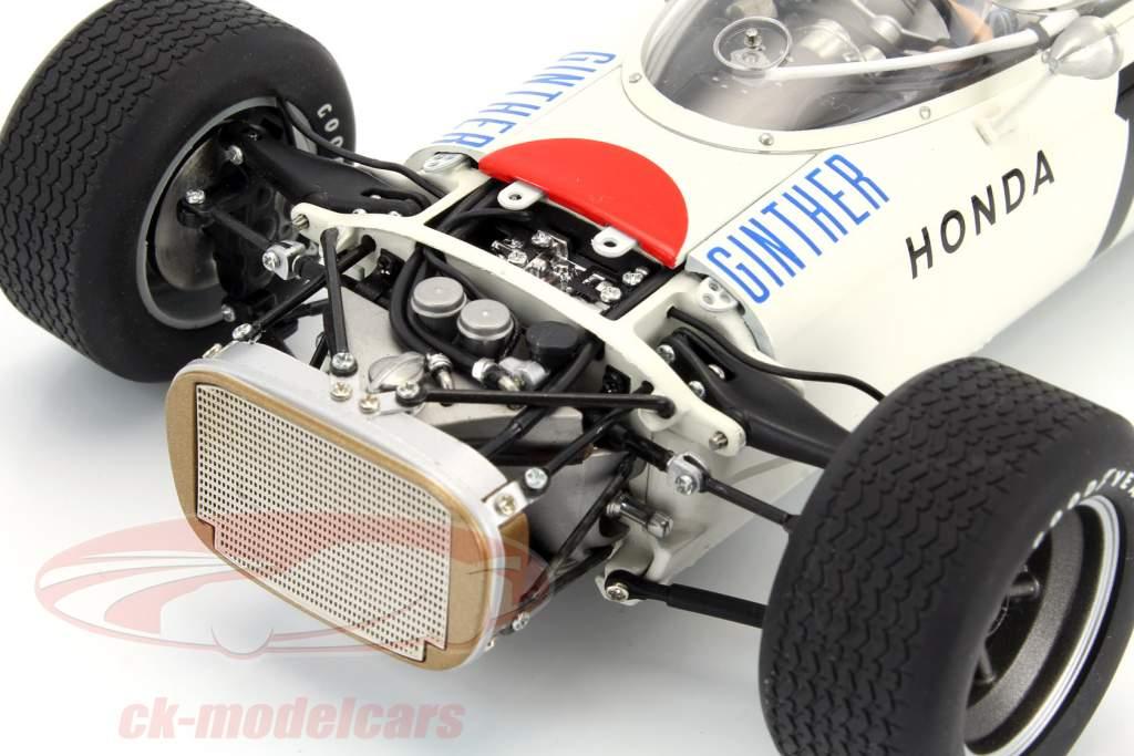 Richie Ginther Honda RA272 #11 Vinder Mexico GP formel 1 1965 1:18 AUTOart