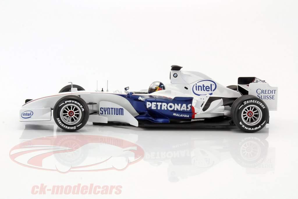 S. Vettel BMW Sauber C24B BMW world final Valencia formula 1 2006 1:18 Minichamps