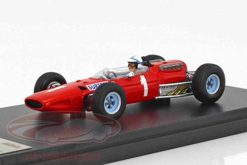 John Surtees Ferrari 1512 #1 3rd Großbritannien GP Formel 1 1965 1:43 LookSmart
