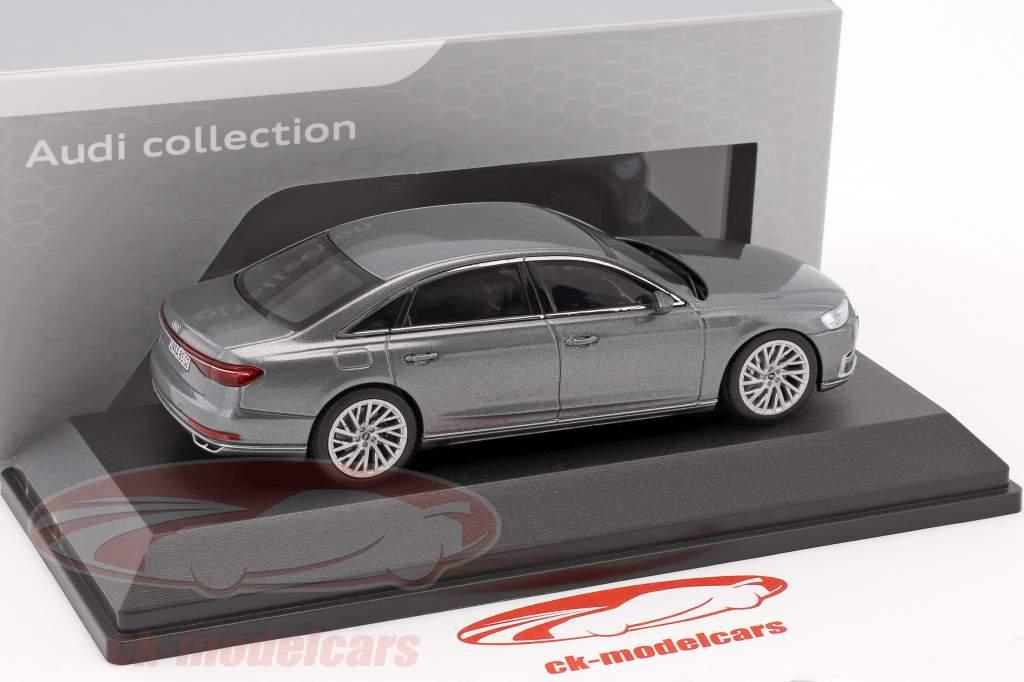Audi A8 L monsun gris 1:43 iScale