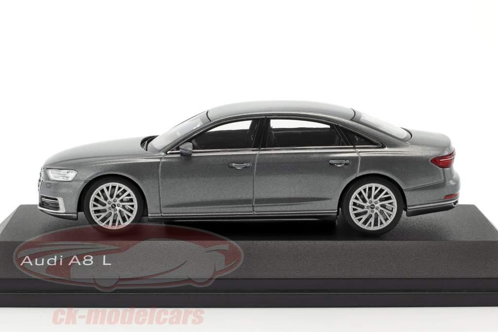 Audi A8 L monsun gray 1:43 iScale