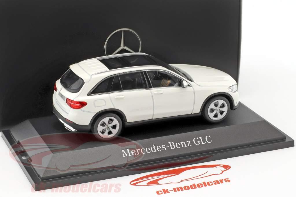 Mercedes-Benz GLC-Class X253 diamante bianco 1:43 Norev