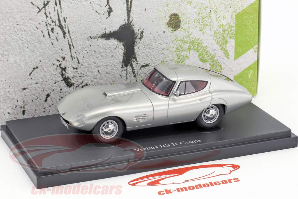 Veritas RS II Coupe anno di costruzione 1953 argento 1:43 AutoCult