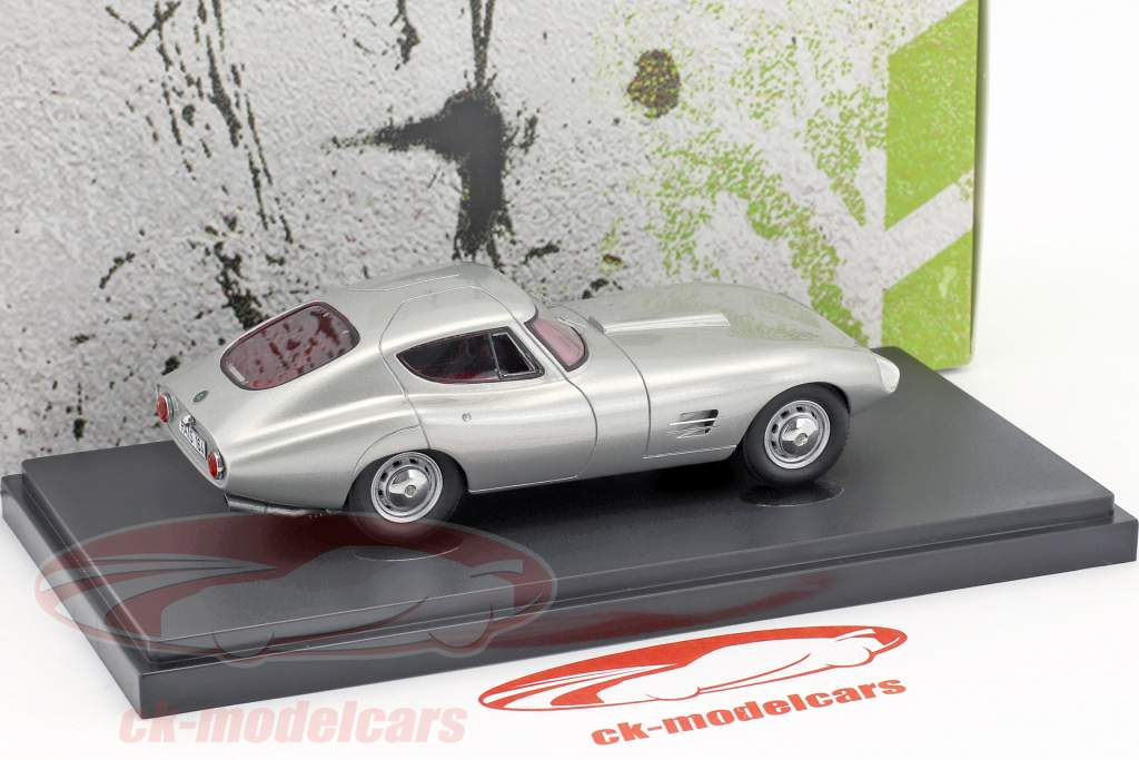 Veritas RS II Coupe Baujahr 1953 silber 1:43 AutoCult