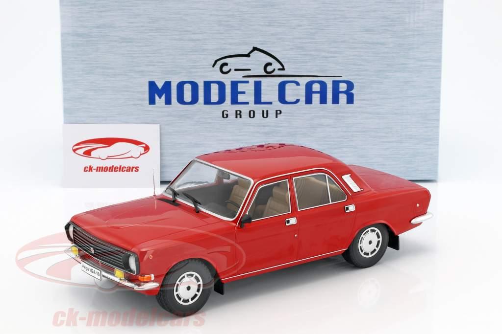 Wolga M24-10 rosso 1:18 Model Car Group