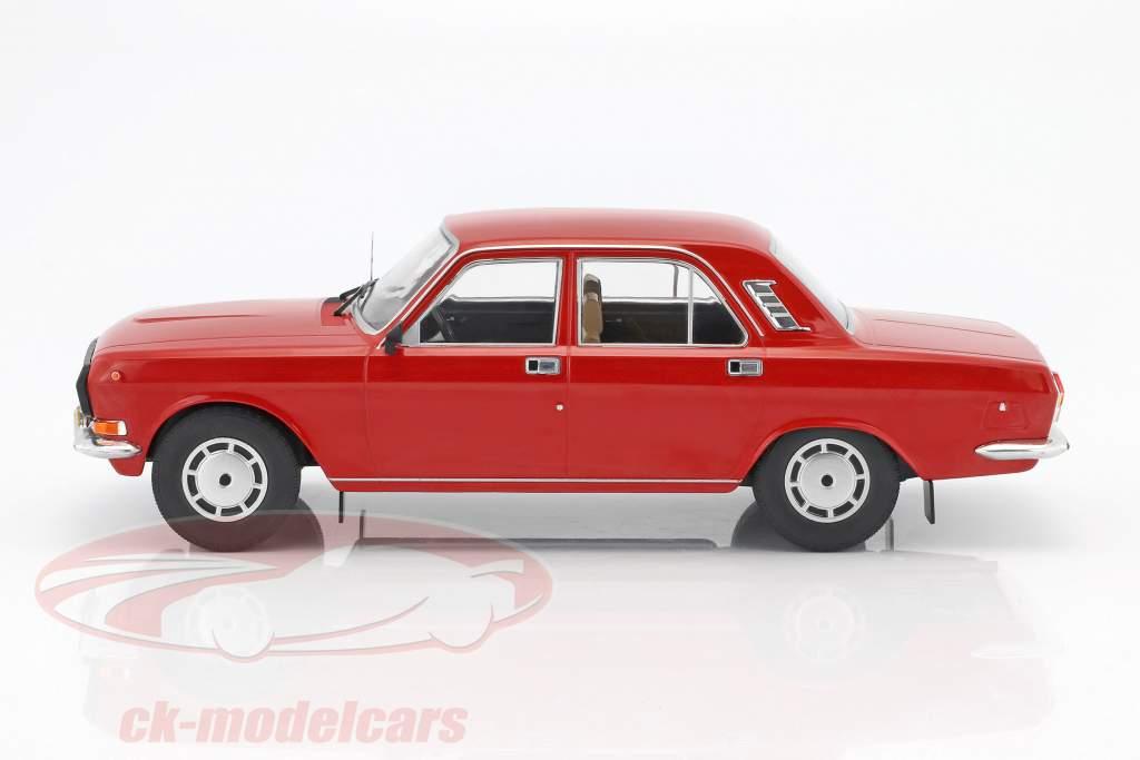 Wolga M24-10 rot 1:18 Model Car Group
