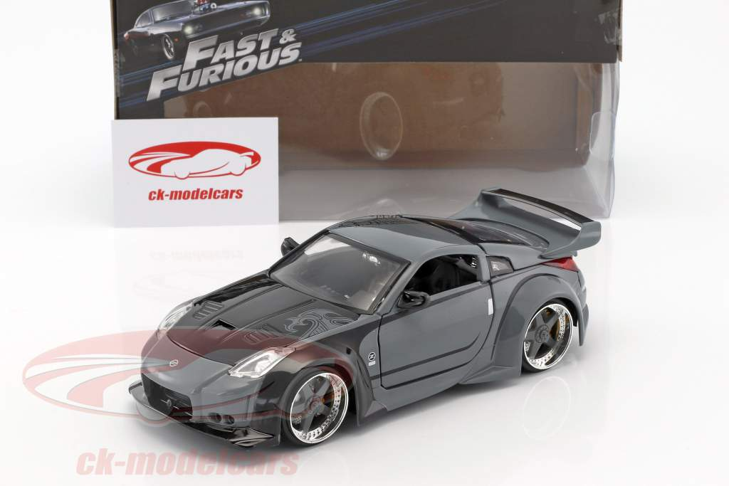 Nissan 350Z Movie Fast and Furious Tokyo Drift 2006 1:24 Jada Toys