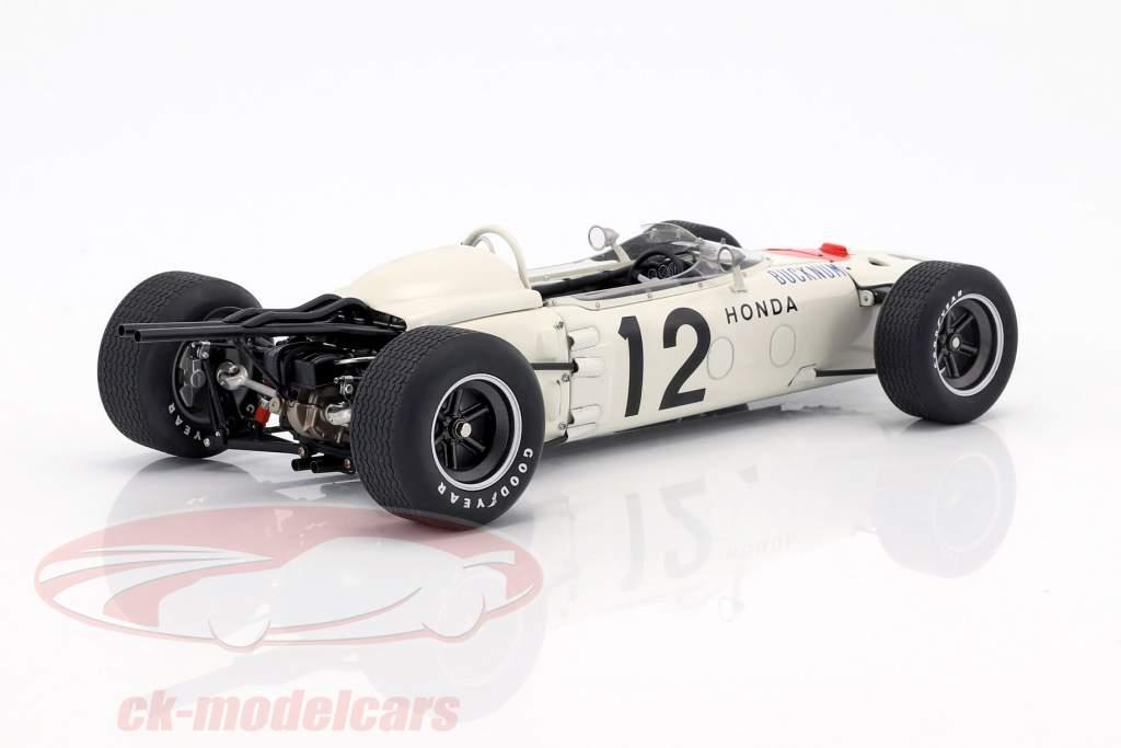 Ronnie Bucknum Honda RA272 #12 Mexico GP formula 1 1965 1:18 AUTOart