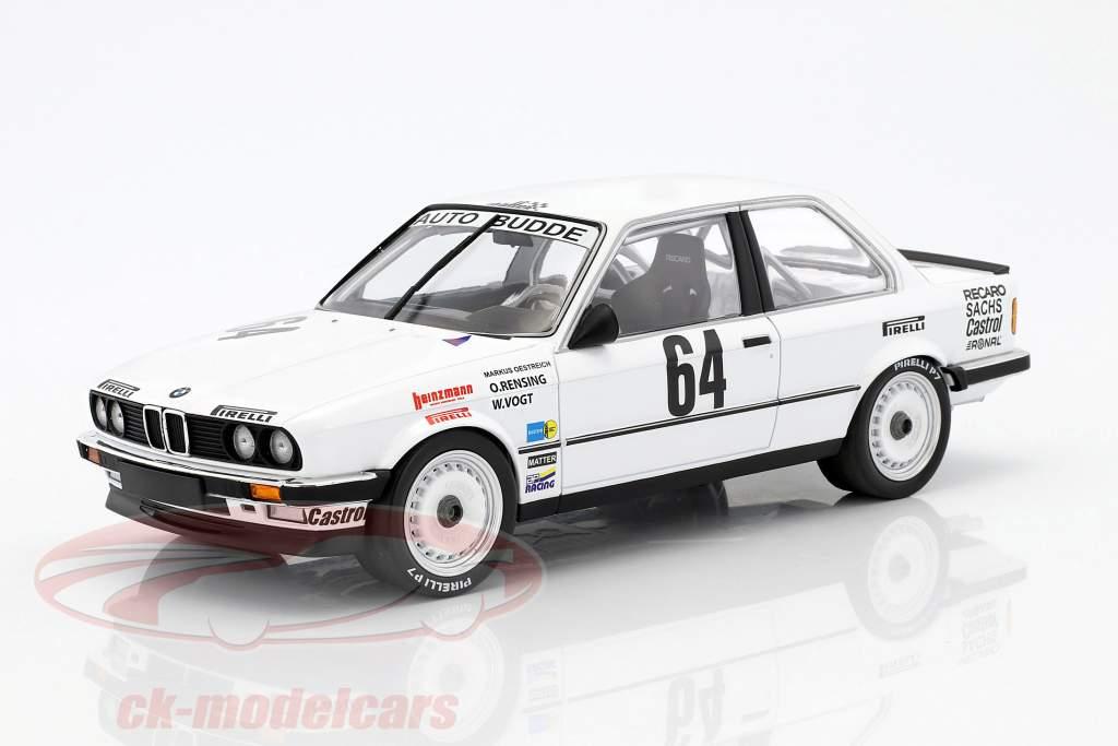 BMW 325i #64 Winner 24h Nürburgring 1986 Oestreich, Rensing, Vogt 1:18 Minichamps