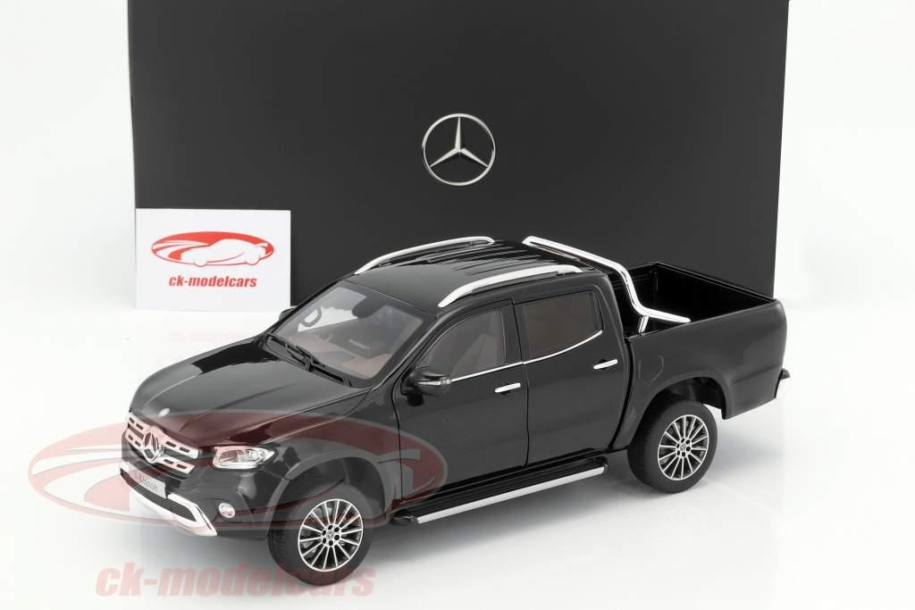 Mercedes-Benz X-Class kabara black 1:18 Norev