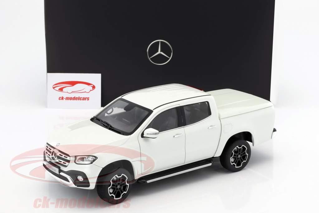 Mercedes-Benz X-Class bering bianco 1:18 Norev