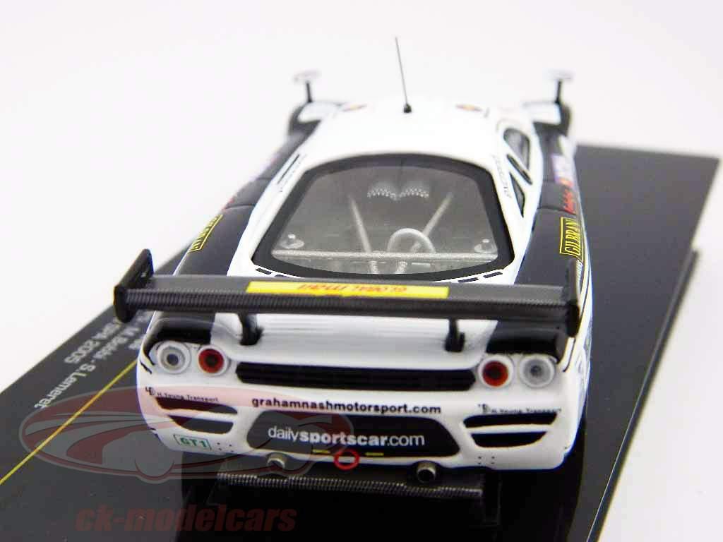 Saleen S7R #66 1000Km de Spa 2005 1:43 Ixo