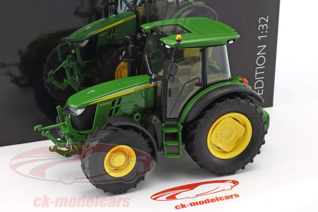 John Deere 5125 R tracteur vert 1:32 Schuco