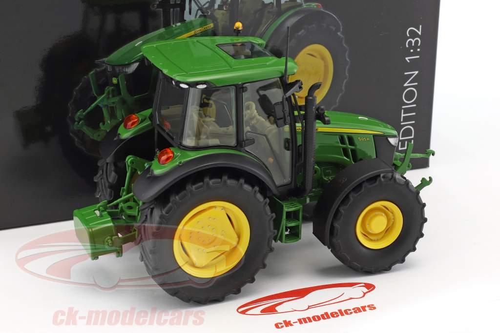 John Deere 5125 R Traktor grün 1:32 Schuco