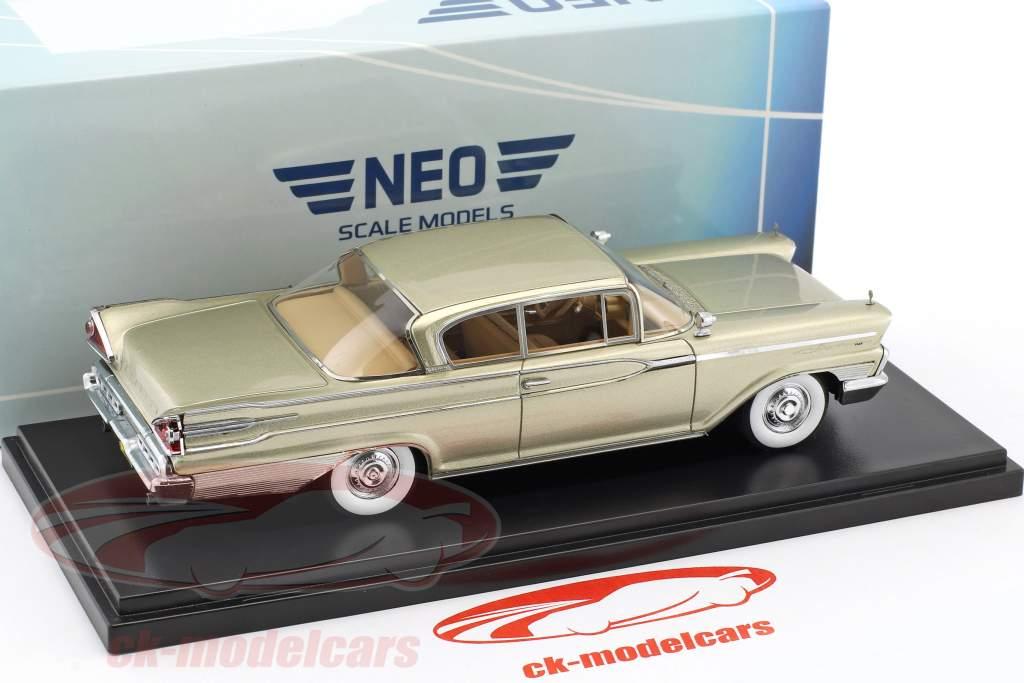 Mercury Park Lane Hardtop année de construction 1959 beige métallique 1:43 Neo