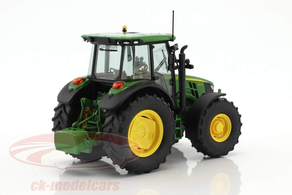 John Deere 5125 R trattore verde 1:32 Schuco