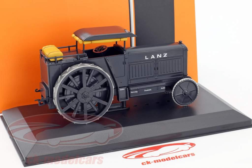 Lanz Heereszugmaschine Typ LD Baujahr 1916 grau 1:43 Ixo