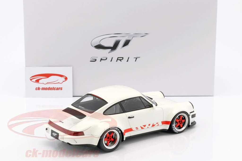 Porsche 911 (964) RWB Duck Tail white 1:18 GT-Spirit