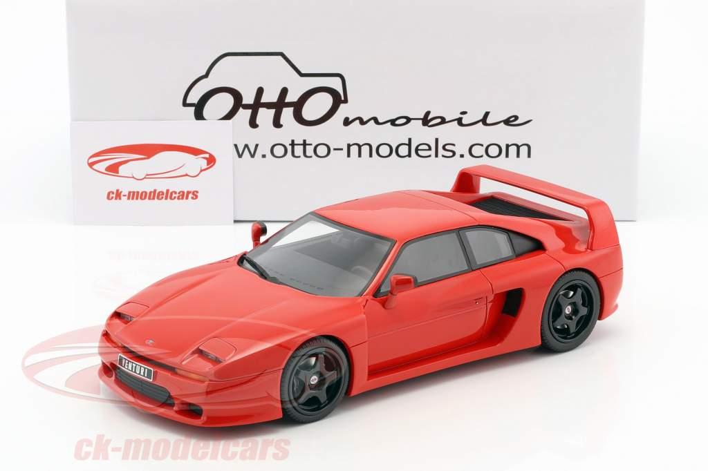 Venturi 400 GT Phase 2 year 1994 red 1:18 OttOmobile
