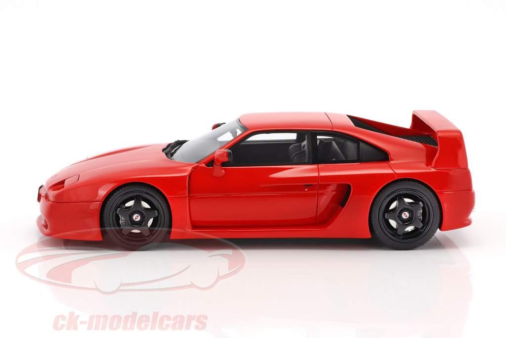 Venturi 400 GT Phase 2 année de construction 1994 rouge 1:18 OttOmobile