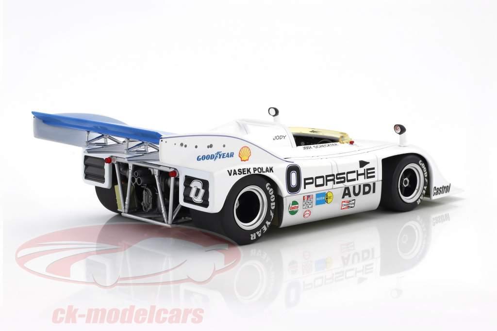 Porsche 917/10 #0 Can-Am Mosport 1973 Jody Scheckter 1:18 Minichamps