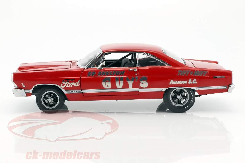 Ford Fairlane 427r Ed Skelton's Tuff e Nuff Baujahr 1967 rot 1:18 GMP