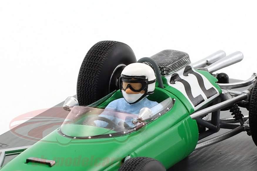 Bob Anderson Brabham BT11 #22 3ª Áustria GP fórmula 1 1964 1:43 Spark