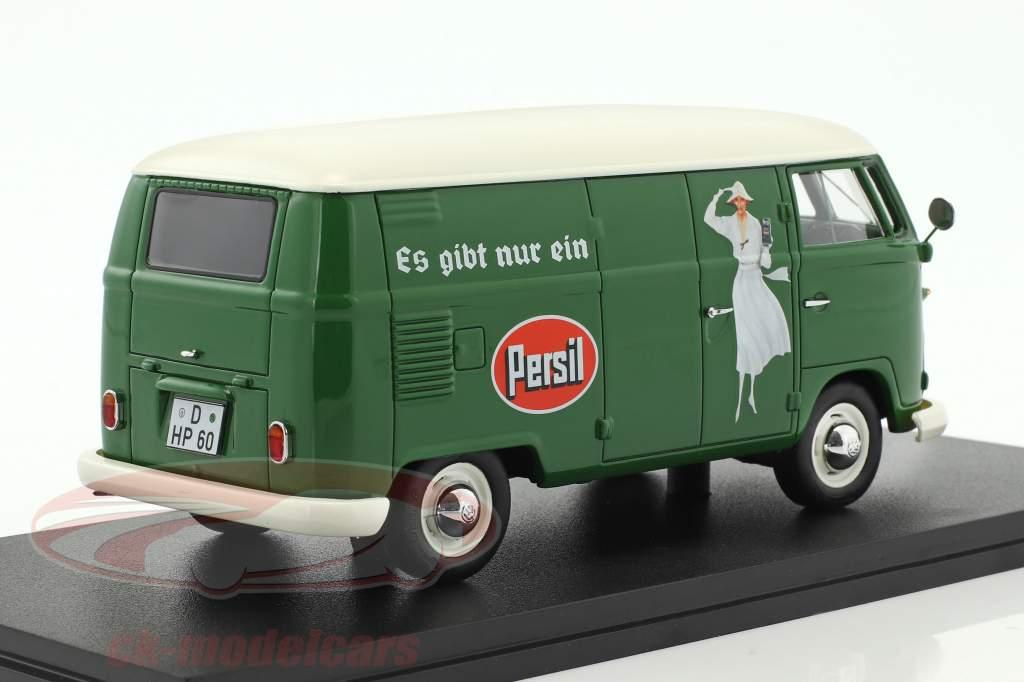 Volkswagen VW T1 furgone Persil verde 1:32 Schuco Pro.R32