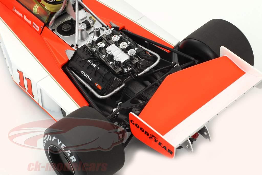 James Hunt McLaren M23 #11 World Champion formula 1 1976 1:18 Minichamps