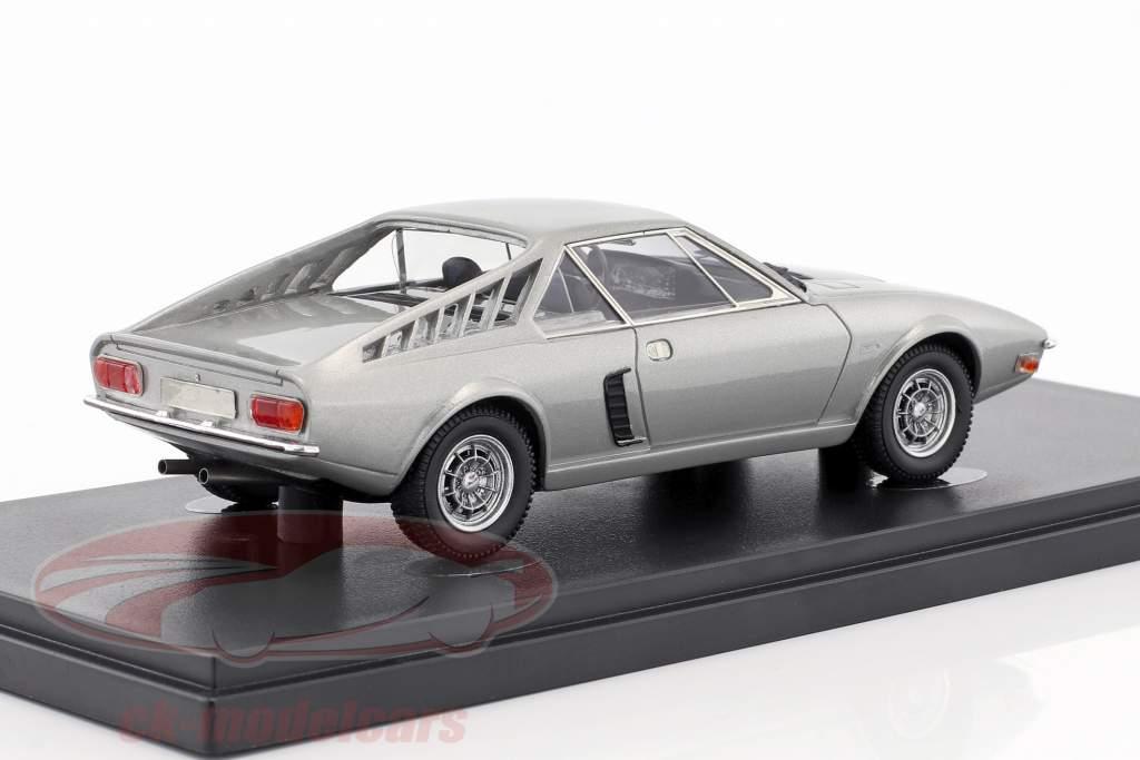Porsche 914 Frua Hispano Aleman Vizcaya year 1971 silver 1:43 AutoCult