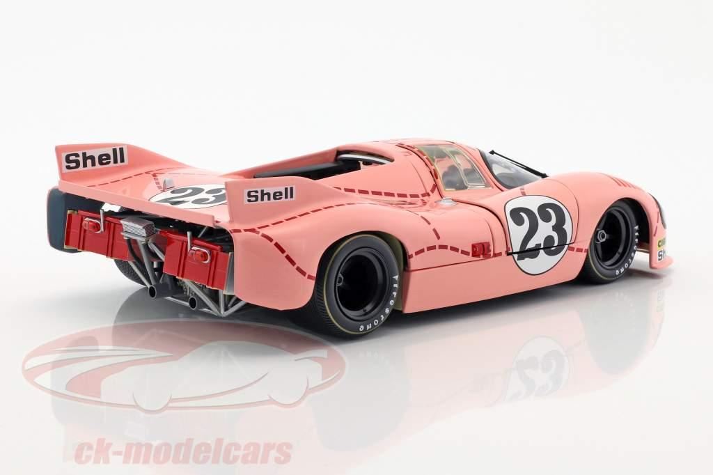 Porsche 917/20 Pink Pig #23 24h LeMans 1971 1st Practice Kauhsen, Joest 1:18 Minichamps
