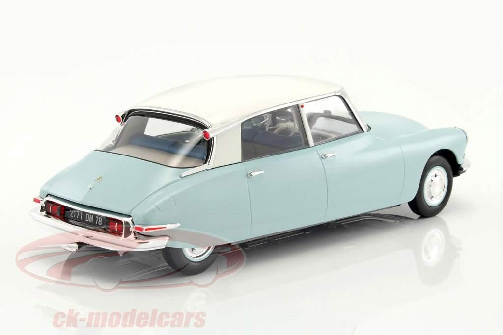 norev 1 18 citroen ds 19 year 1959 light blue white 181566 model rh ck modelcars de citroen ds 19 cabriolet a vendre citroen ds 19 cabriolet a vendre