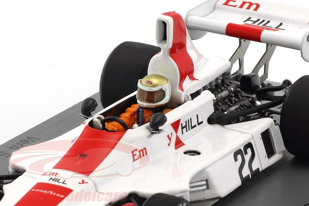 Vern Schuppan Hill GH1 #22 svedese GP formula 1 1975 1:43 Spark