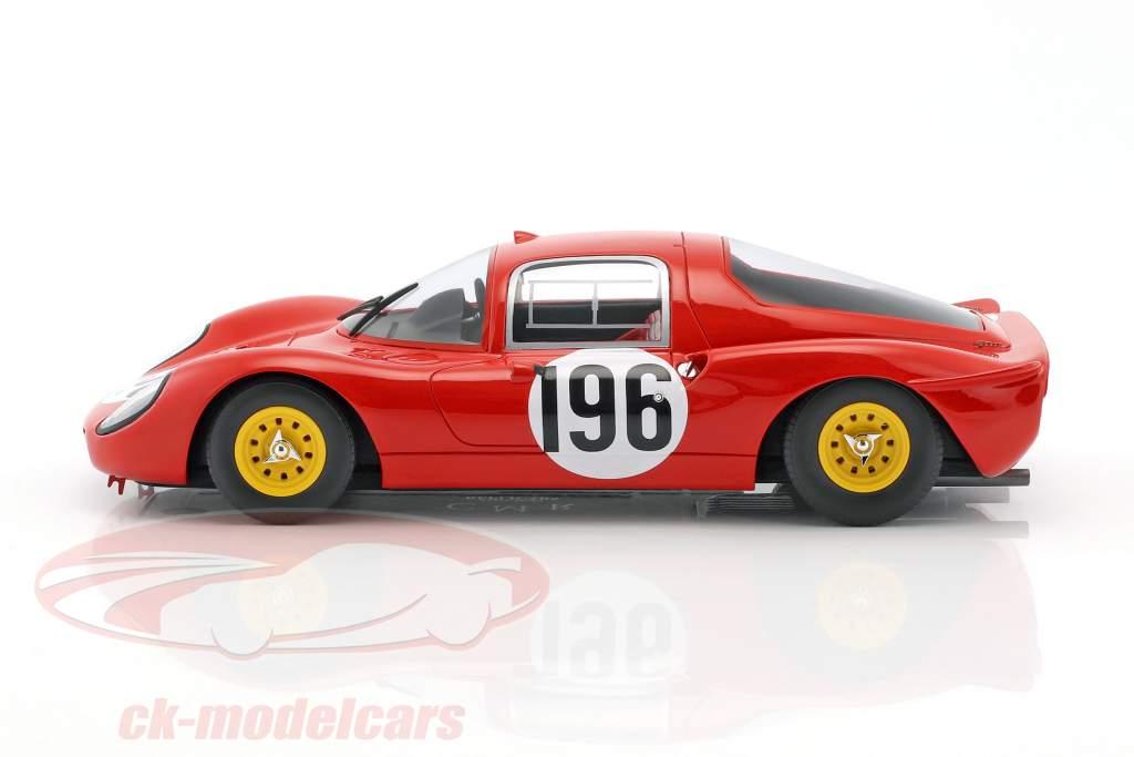 Ferrari Dino 206 S #196 2 Targa Florio 1966 Guichet, Baghetti 1:18 CMR