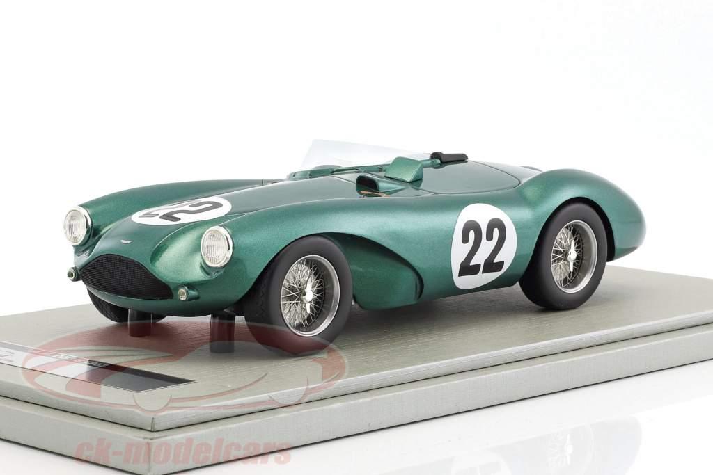 Aston Martin DB3 S #22 vincitore GP Spa 1955 Paul Frere 1:18 Tecnomodel