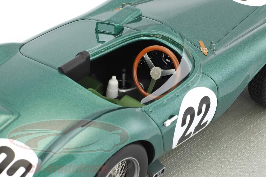 Aston Martin DB3 S #22 Winner GP Spa 1955 Paul Frere 1:18 Tecnomodel