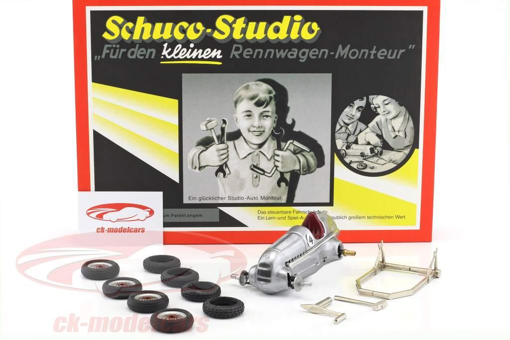 Studio I Mercedes-Benz year 1936 #4 assembly case Schuco