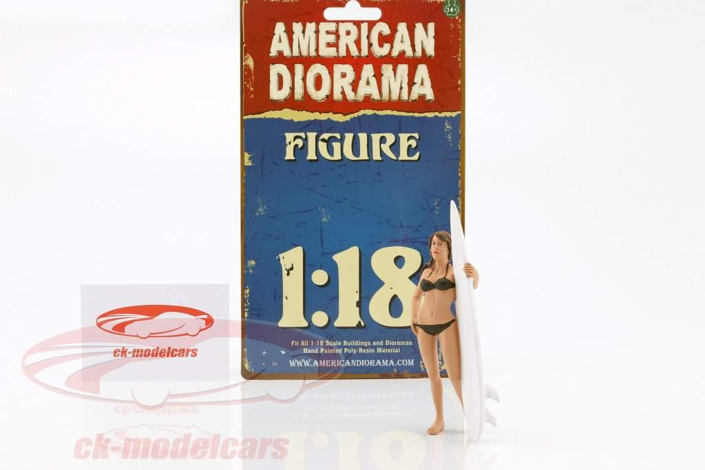 surfer Casey figur 1:18 American Diorama