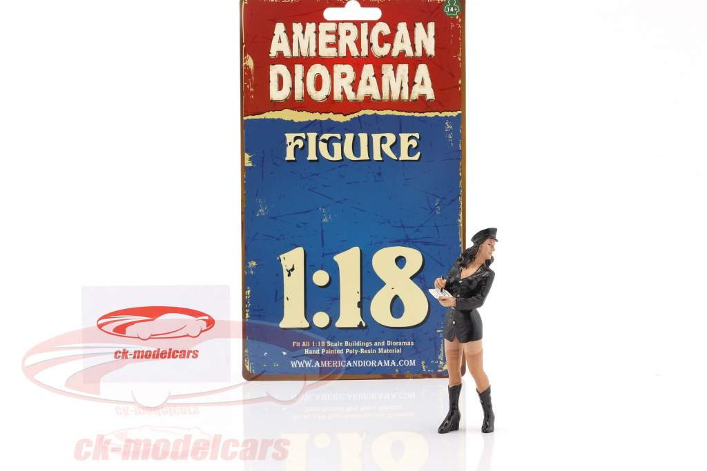 kostume Babe Brooke figur 1:18 American Diorama