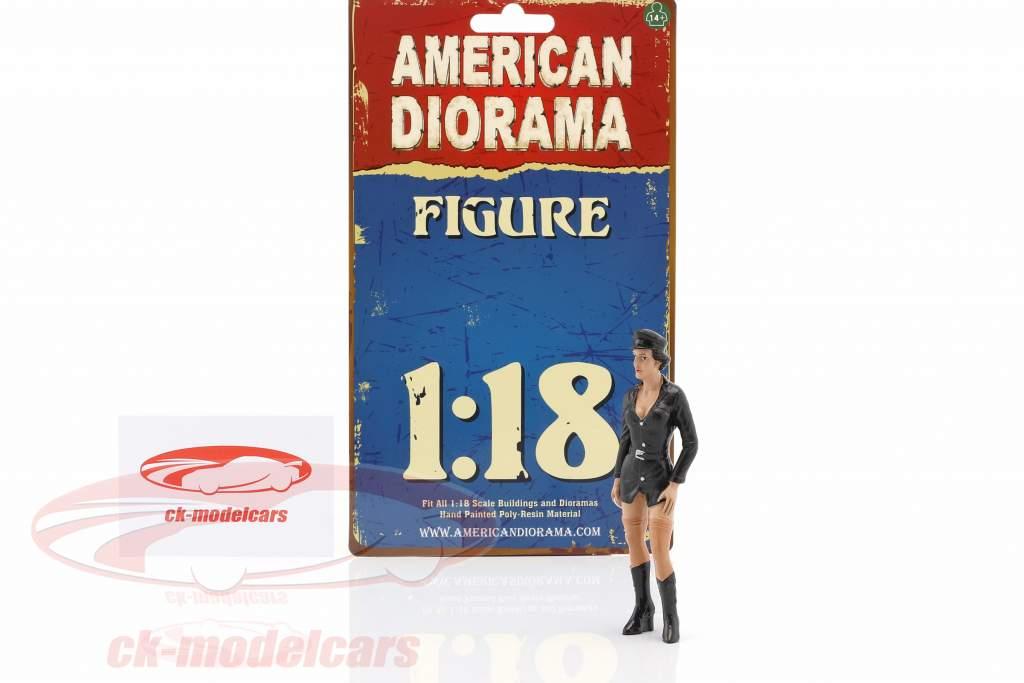 kostuum zuigeling Daphne figuur 1:18 American Diorama