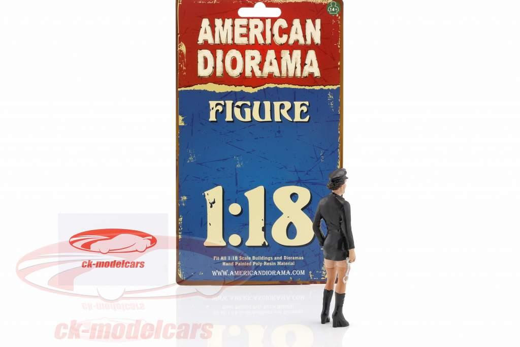 Costume Babe Daphne Figur 1:18 American Diorama