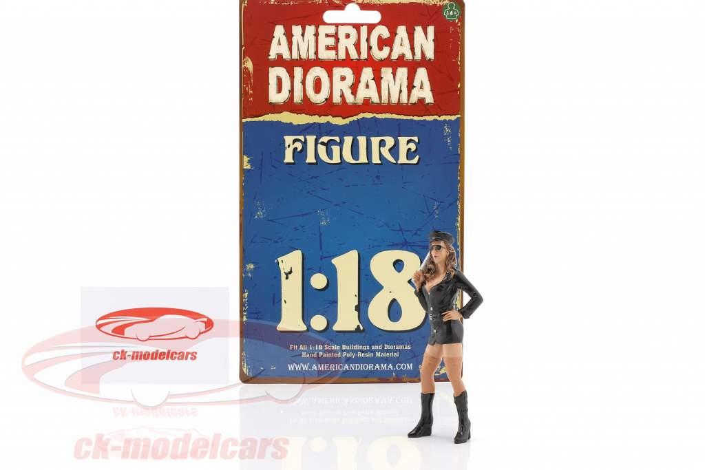 Costume Babe Candy Figur 1:18 American Diorama