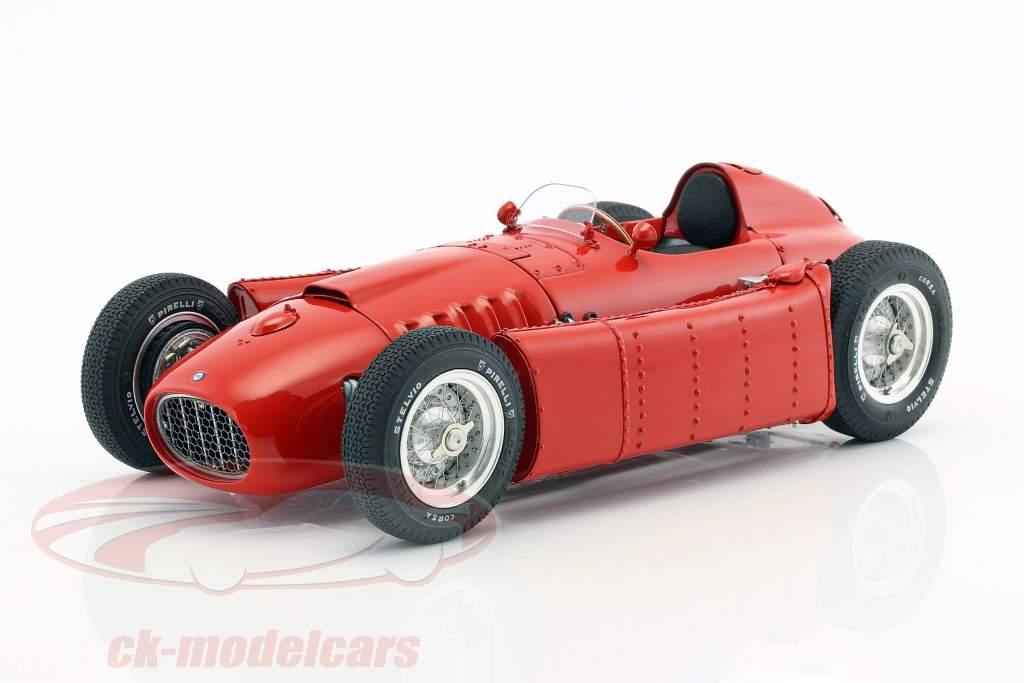 Lancia D50 築 1954-1955 赤 1:18 CMC