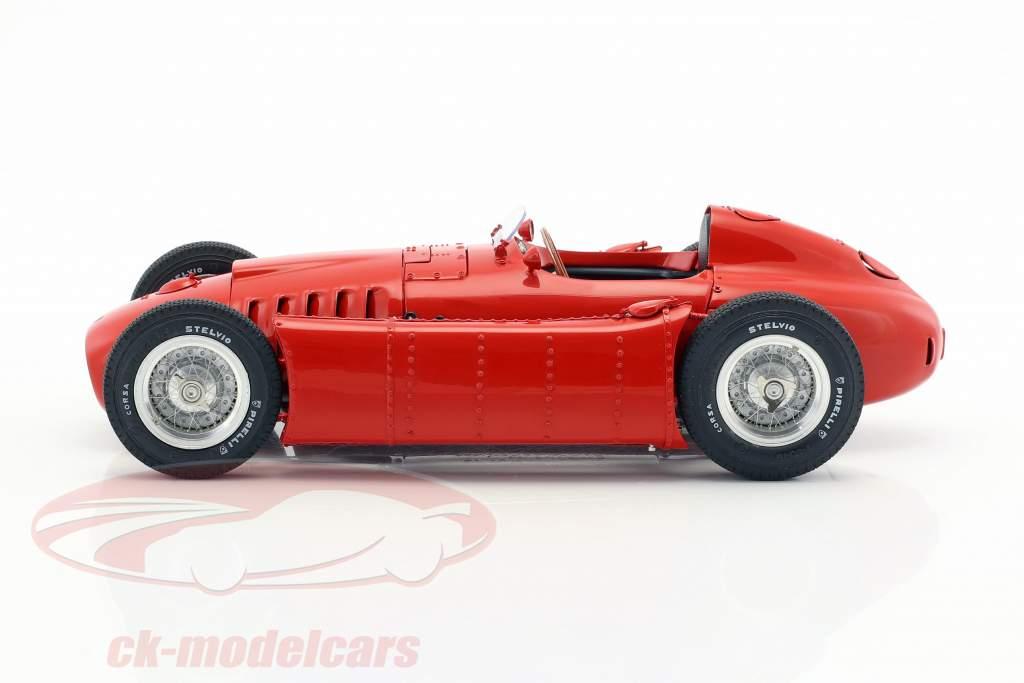 Lancia D50 año de construcción 1954-1955 rojo 1:18 CMC