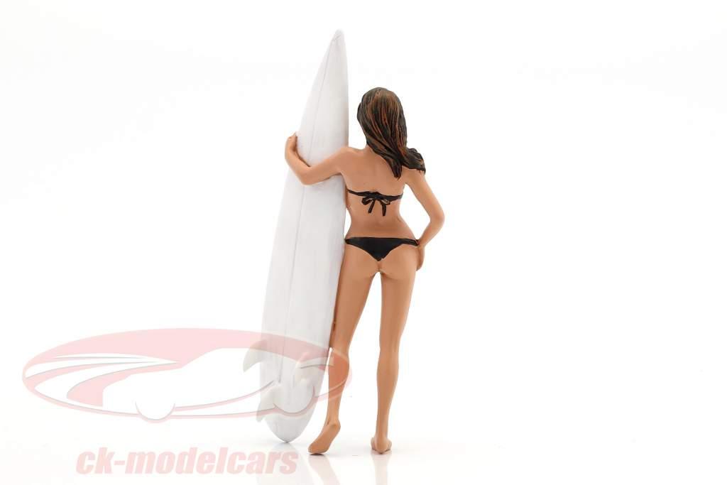surfer Casey cifra 1:18 American Diorama
